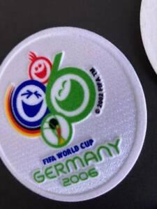 Patch Badge World Cup 2006 Germany SportingiD Original