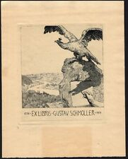 31)Nr.135- EXLIBRIS- Käthe Olshausen Schönberger - 1908