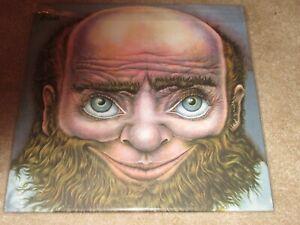 GENTLE GIANT - GENTLE GIANT - PROG ROCK  - LP RECORD