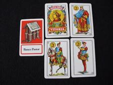 Vintage 1980's Fournier Pack of Non Standard Playing Cards - Banco Pastor