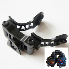 Tactical Metal NVG Mount PVS28 Bracket J Arm For AN/PVS 14 Dual Night Vision