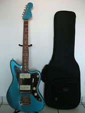 FENDER CLASSIC PLAYER JAZZMASTER LIMITED EDITION CME LAKE PLACID BLUE & GIG BAG
