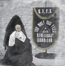The Riverboat Gamblers : The Wolf You Feed CD (2012) ***NEW*** Amazing Value