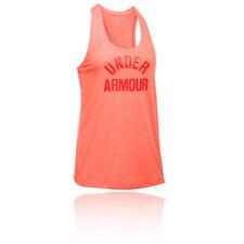 Abbigliamento sportivo da donna arancioni für fitness senza maniche