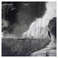 MATT STEVENS - LUCID (NEW/SEALED) CD 2014 Esoteric