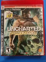 PS3 Uncharted Bundle