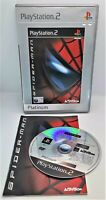 Spider-Man Video Game for Sony PlayStation 2 PS2 PAL TESTED