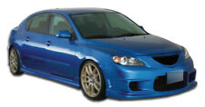 2004-2009 Mazda 3 4DR Duraflex I-Spec Front Bumper Cover - 1 Piece Body Kit