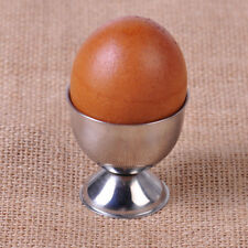 Stainless Steel Soft Boiled Egg Cups Holder with Footed Base Boiled Egg Cup LD