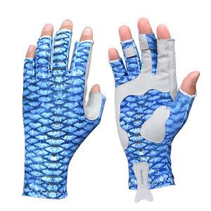 F Fingerless Fishing Gloves are Designed for Men and Women Fishing