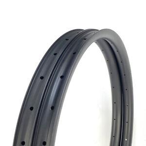 SALE Asymmetric 41mm Width Carbon Fiber 29+ PLUS Mountain Bike Rims 1PAIR