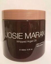 """Josie Maran Whipped Argan Oil Body Butter """"Honey Lavender"""" 13.5 oz NEW!"""
