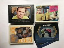 2018 Star Trek TOS Captain Collection Chase Cards, Gone Before, Lobby !!!!!!