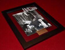 "Johnny Depp, Martin Landau SIGNED AUTOGRAPH ""ED WOOD"" PHOTOS, Blu DVD, COA, UACC"