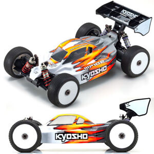 Kyosho 34110 1/8 Inferno MP10e Brushless 4WD Off-Road Racing Buggy Kit