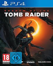 Shadow of the Tomb Raider | PS4 | NEU & OVP | UNCUT | Blitzversand
