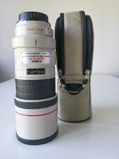 Objectif / Lens Canon EF 300mm f/4 IS L USM - Très bon état