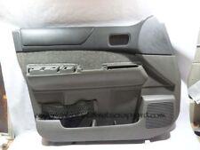 Nissan Patrol GR Y61 97-13 2.8 SWB LH NSF door card + speaker cover + map net