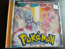 CD - POKEMON the first movie, Music from and inspired by the motion picture, 261