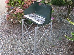 COLEMAN Aluminum Folding Hi-Stand Camp Table Model 591B499