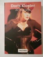 30 carte postale détachables Doris Kloster postcardbook  Pin up nu