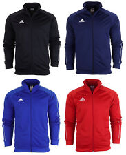 Trainingstop adidas Core 18 PES JKT Cv3564 XL Jacke Sweatjacke