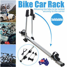 1pc Bike Car Roof Rack Upright Stand Bicycle Travel Sucker Mount Carrier AU