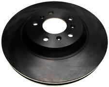 Disc Brake Rotor-Non-Coated Front ACDelco Advantage 18A2414A