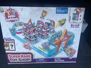 Mini Brands Series 3 Mini Mart SUPER RARE TOY SHOP WALMART EXCLUSIVE