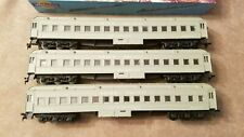 ATHEARN -UNION PACIFIC-PASSENGER CARS (3) -HO (City of LA, SF & Portland Rose)