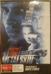 METAL SKIN RARE DVD AUSTRALIAN FILM ADEN YOUNG & BEN MENDELSOHN GEOFFREY WRIGHT