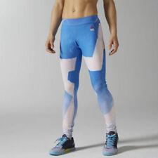 Abbigliamento sportivo da donna blu Reebok taglia L