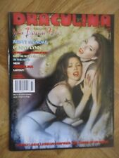 DRACULINA MAGAZINE #37 VERY FINE/NEAR MINT (E13)