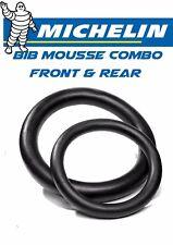 Michelin Bib Mousse Combo Front / Rear Enduro Motocross 90/100-21,120/90-18 END