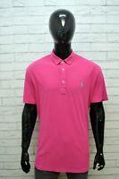 Maglia Uomo RALPH LAUREN Taglia 2XL Polo Cotone Shirt Men Casual Hemd Jersey