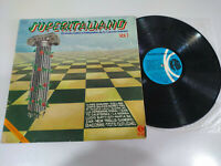 "Superitaliano Vol I Collage Matia Bazar 1980 - LP 12 "" Vinyl G+"