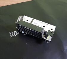 CV Scart COAX-C Board DHX-2C Buchse aus LED TV Jay-Tech JTC DVB-63209