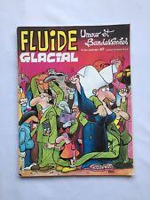 FLUIDE GLACIAL MAGAZINE N° 60 / JUIN 1981 / EDIKA / BD