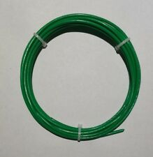 14 Awg Green Mil Spec Wire M2275911ptfe Stranded Silver Plated Copper 10 Ft