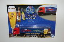 Werbetruck - Sattelzug Einsiedler Brauhaus 2002 - 1:87 - Spur H0 - 5
