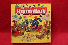 Jeu de société pour enfants de 4 à 10 ans Rummikub Junior - 100% complet