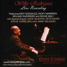 Willie Rodriguez, Willie Rodriguez Quartet - Live at Don Coqui [New CD]