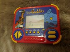 Vintage Aladdin Handheld Video Game