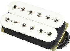 DiMarzio DP100F Super Distortion High Output F-Spaced Humbucker Pickup White NEW
