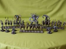 WARHAMMER/AOS WOOD ELVES ARMY - MANY UNITS TO CHOOSE FROM