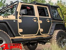 Karosserieblenden Body Armor magnetisch Jeep Wrangler JK Unlimited 07-18 4 Türer