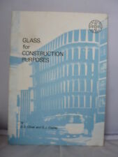 Glass for Construction Purposes - Pilkington Brothers Ltd