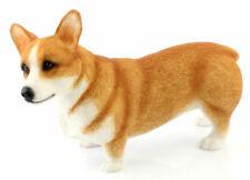 More details for fine quality cute corgi dog ornament/figurine.leonardo.gift boxed