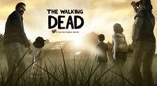The Walking Dead: Season 1 + 400 days Steam Game PC Cheap