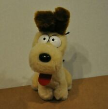 Vintage ODIE of Garfield small 7-inch Plush Stuffed Toy 1983 VTG 80s